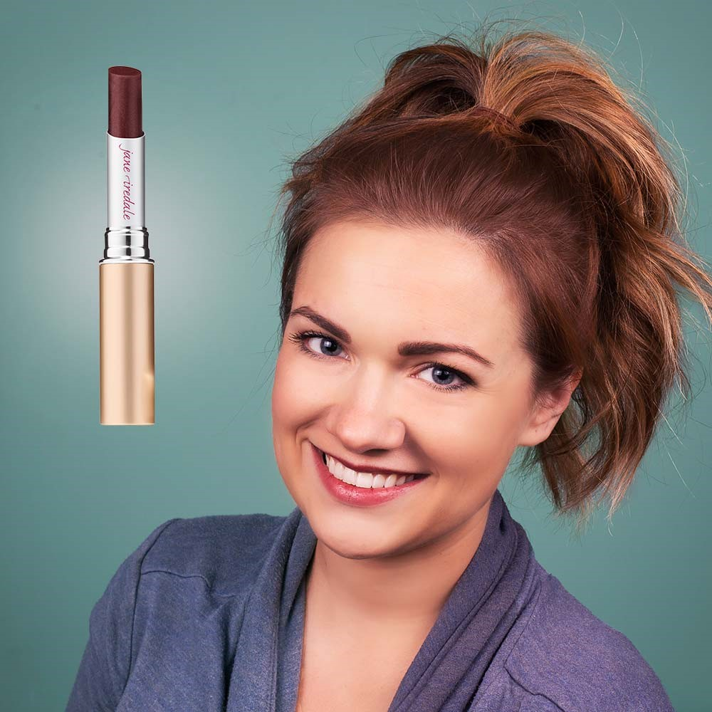 jane iredale PureMoist Lipstick in Theresa