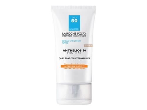 La Roche-Posay Anthelios 50 Mineral Tinted Primer Daily Tone Correcting Primer with Sunscreen
