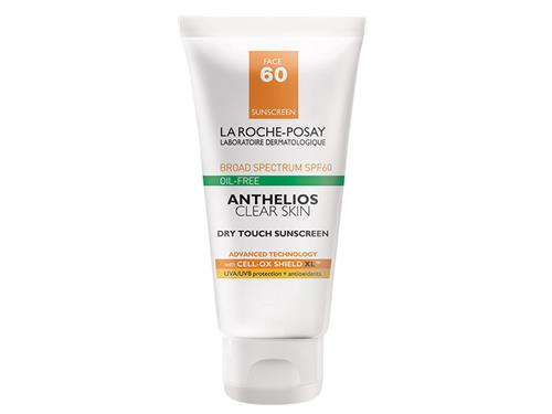 La Roche-Posay Anthelios Clear Skin SPF 60 Dry Touch Sunscreen