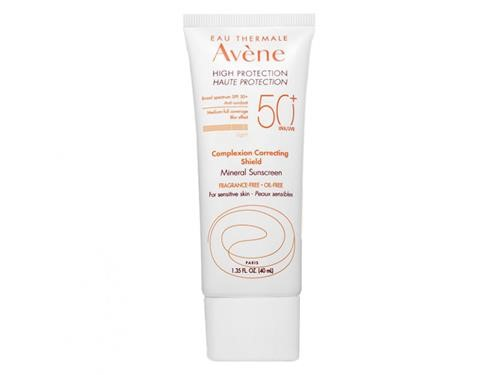 Avene High Protection Complexion Correcting Shield SPF 50+