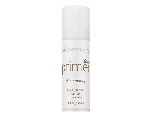 Colorescience Skin Bronzing Face Primer SPF 20