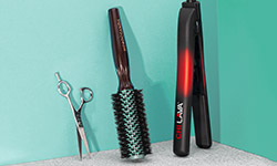 Shop hair styling tools from brands like Diane, Moroccanoil and CHI at LovelySkin for free shipping.