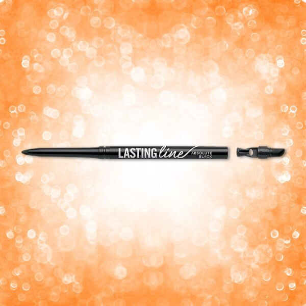 bareMinerals Lasting Line Long-Wearing Eyeliner in Absolute Black