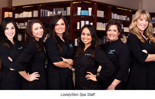 LovelySkin Spa Staff