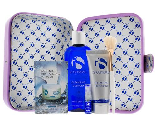IS CLINICAL Tri-Active Exfoliant Mother's Day Set